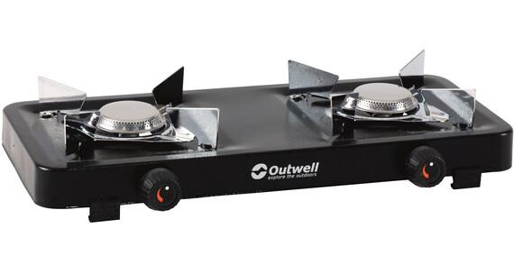Outwell Appetizer 2 Burner - Réchaud camping - noir/argent